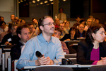 Feedback Control II - Discussion, Stephane Bibiane at the mike