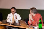 Feedback Control II - Discussion, Thomas Bouillon explaining