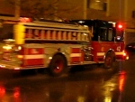 Chicago Fire Department in action, 5Mb movie