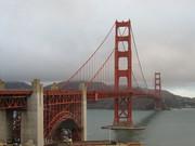evening trip to Golden Gate Bridge