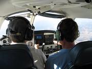 Pilot und Instructor ...