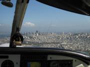 Unterwegs nach Downtown San Francisco
