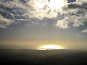 Blick zum Pazifik
