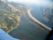 Bolinas Lagoon und Stinson Beach