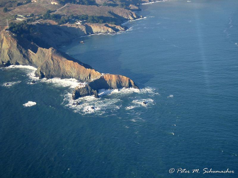 Teil der Golden Gate Nat'l Recreation Area