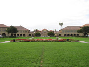Visit of the Stanford University Campus