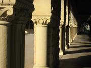 Stanford University, wie ein Kloster