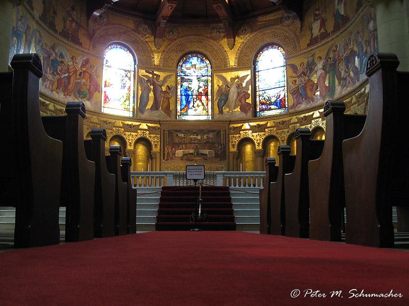 Standford University Memorial Church