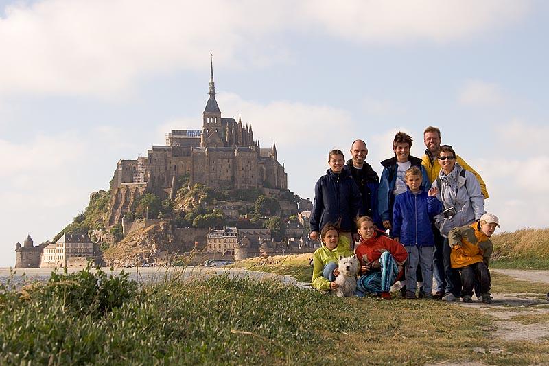 Mont St. Michel (Normandie)