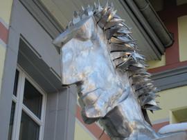 Kunst in Kirchlindach - Wer bin ich? (Ausschnitt)