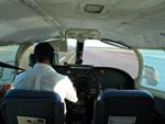 Start von Cairns Airport