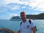 Transfer zur Supersport in Schlauchbooten der Supersport