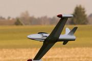 Landung beim zweiten Mal ohne direkten Sichtkontakt...