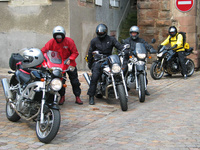 ... Ducati, Yamaha ...