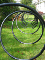 Kunst im Garten?